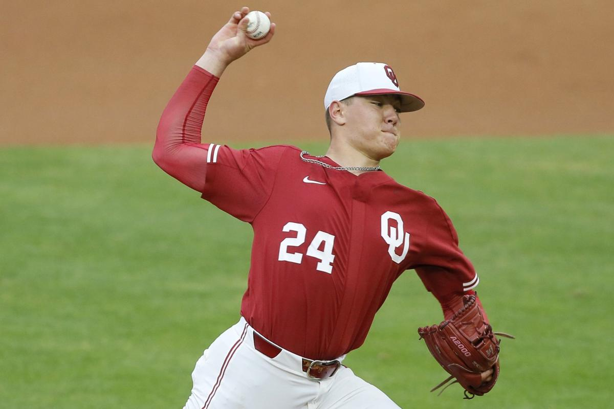 Potential Red Sox Draft Targets: University of Oklahoma Right-Hander Cade Cavalli