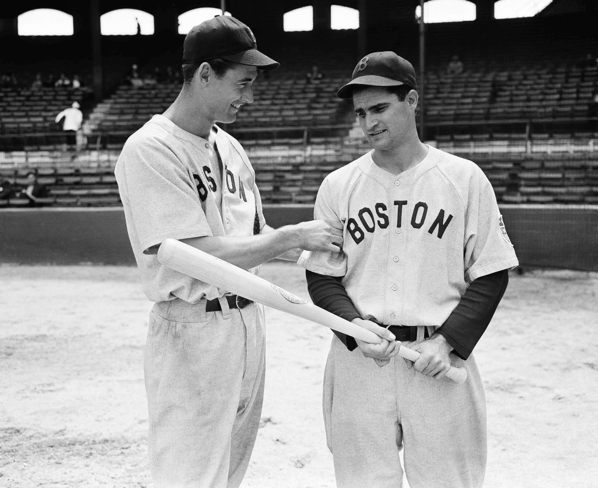 On This Day in Red Sox History: Bobby Doerr Walks It off in First Televised Game at Fenway Park