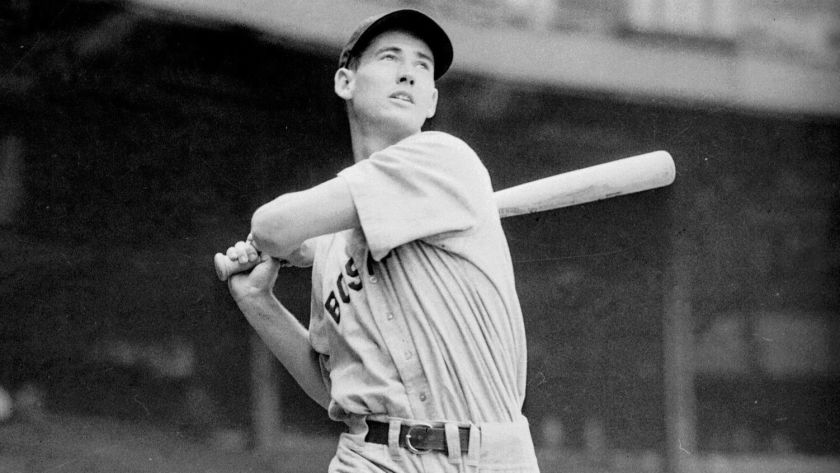 On This Day in Red Sox History: Ted Williams Raises Batting Average Over .400 for First Time in 1941