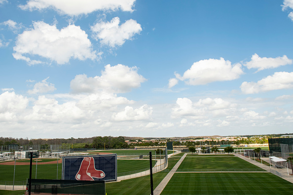 Red Sox Open Fenway South Complex for Players to Prepare for 2020 Season, If There Is One