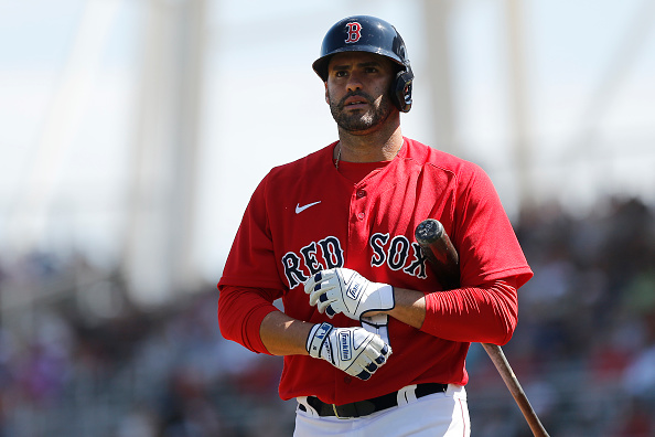 J.D. Martinez Says MLB 'Had to Do Something' When Punishing Red Sox Even Though 'They Really Didn't Find Anything'