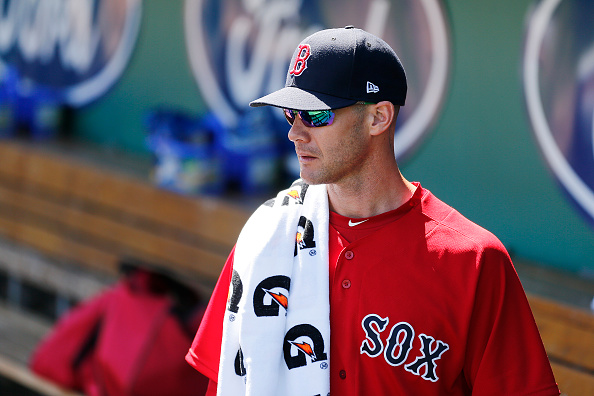 Red Sox Pitching Coach Dave Bush Tells His Pitchers to Maintain 'Normal Throwing Programs' While Awaiting MLB'sReturn