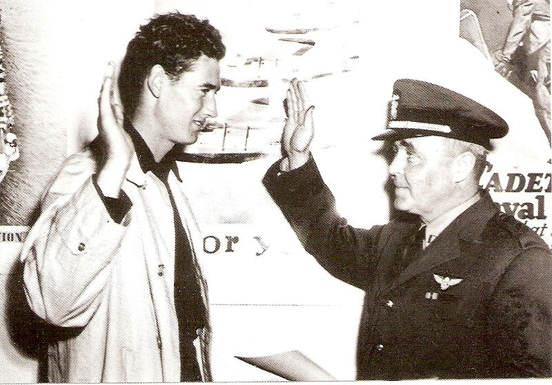 On This Day in Red Sox History: Ted Williams Enlists in U.S. Navy