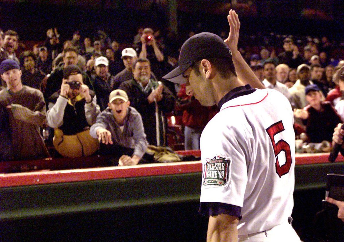 On This Day in Red Sox History: Nomar Garciaparra Crushes Three Home Runs, Two of Which Were Grand Slams, in SameGame
