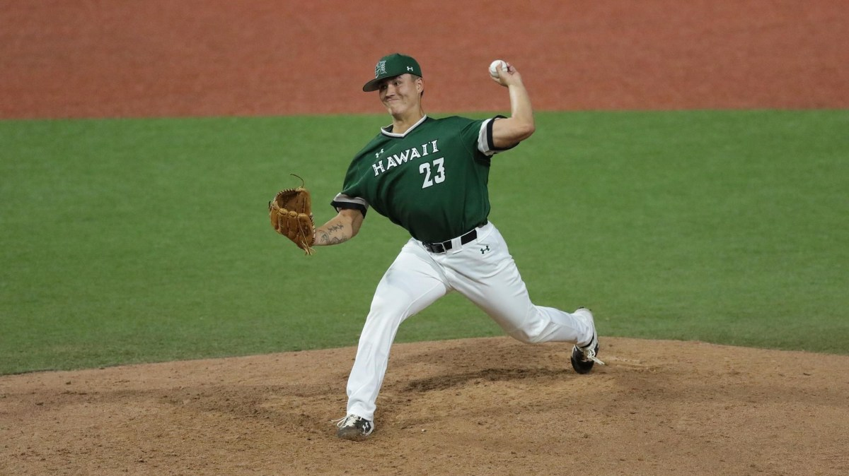 Red Sox Take Hawaii Left-Hander Jeremy Wu-Yelland in Fourth Round of 2020 MLB Draft