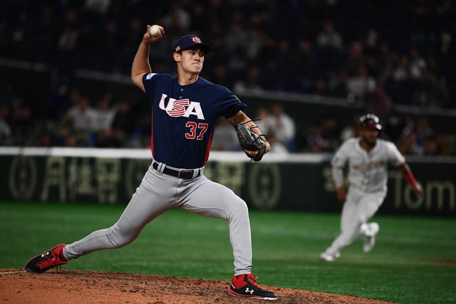 Red Sox Prospect Noah Song Receives Orders to Report to FlightSchool
