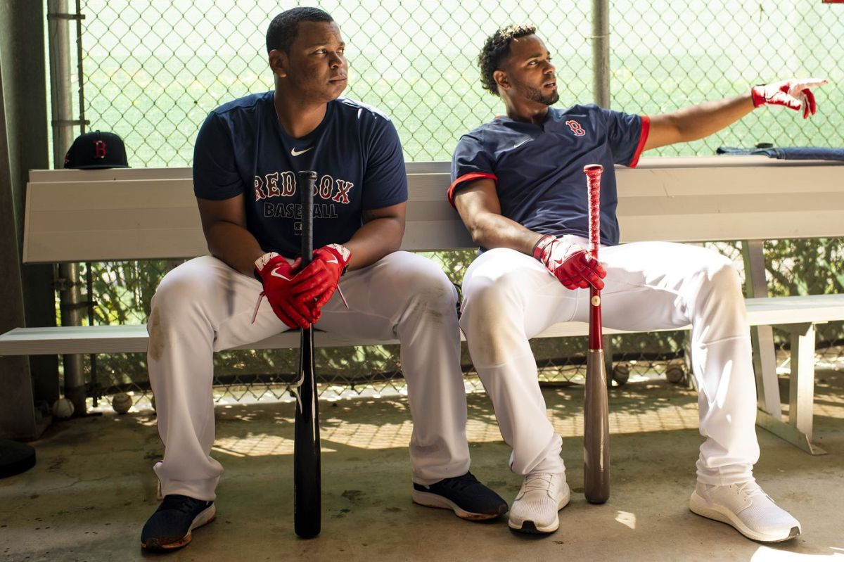 Red Sox' Rafael Devers on Teammate Xander Bogaerts: 'He's Probably the Best Person I've Ever Met in My Life'