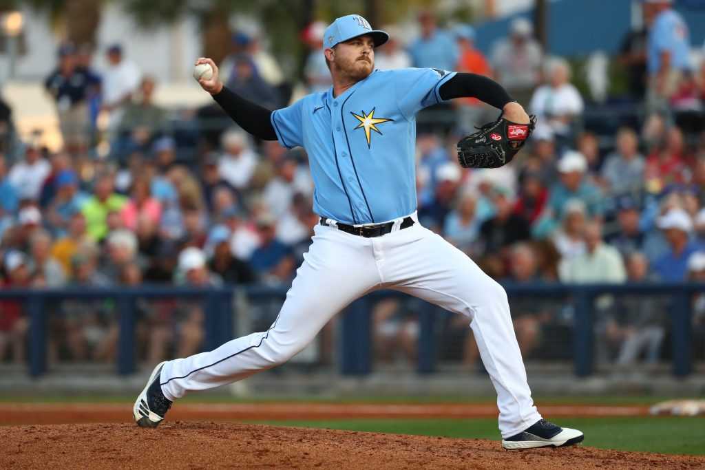 Red Sox Acquire Right-Hander Dylan Covey in Trade With Rays