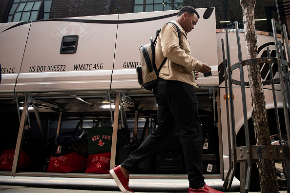 Red Sox to Stay in Same Hotel, Use Six Buses While in New York for Series Against Mets and Yankees