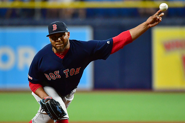 Red Sox Relievers Darwniznon Hernandez, Josh Taylor 'Still a Ways Away' From Returning After COVID-19 Bouts