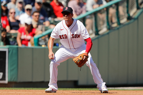 Red Sox' Bobby Dalbec Not Yet Working Out With Team at Summer Camp