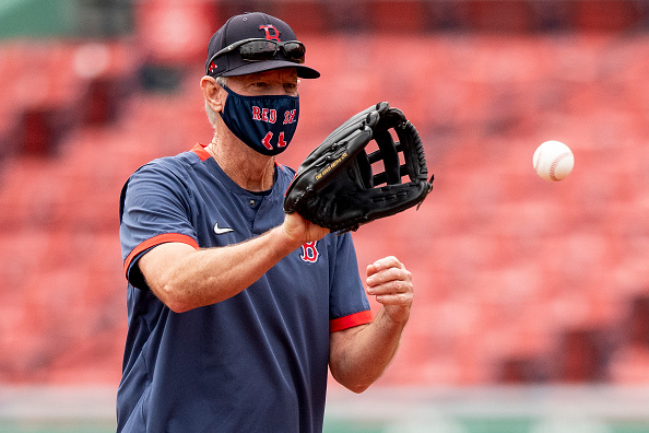 Red Sox Manager Ron Roenicke Leaning Towards Having 15 Pitchers and 15 Position Players on 30-Man Opening DayRoster