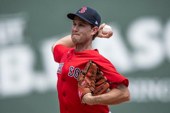Ryan Weber Primed for Spot in Red Sox' StartingRotation