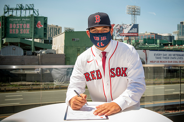 Red Sox Sign Top Draft Pick Nick Yorke for $2.7 Million