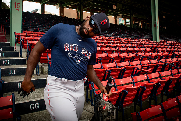 Jackie Bradley Jr. to Wear Microphone During Red Sox' Home Opener on Friday