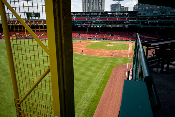 Red Sox to Host Blue Jays in Pair of Exhibition Games Prior to Start of 2020Season