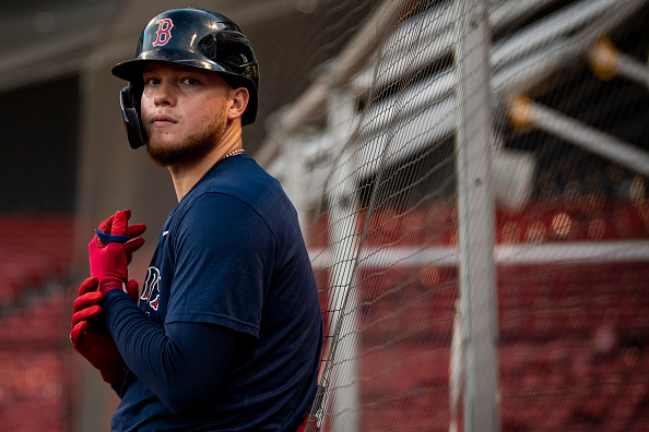 Alex Verdugo Left Out of Red Sox' Opening Day Lineup; Outfielder Reassured Ron Roenicke That He 'Hits Left-Handers Well'