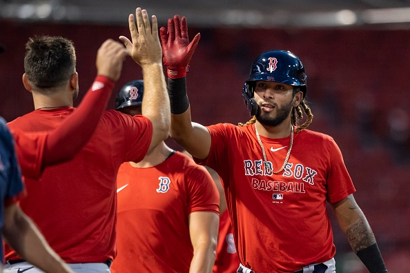 Jonathan Arauz Again Making Case for Spot on Red Sox' Opening Day Roster