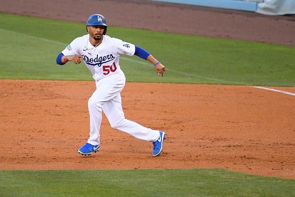 Former Red Sox Star Mookie Betts Officially Signs 12-Year, $365 Million Extension WithDodgers