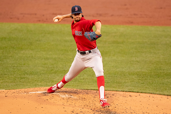 Red Sox to Add Chris Mazza, Remove Jonathan Lucroy From Roster Ahead of Wednesday's Series Opener AgainstMets