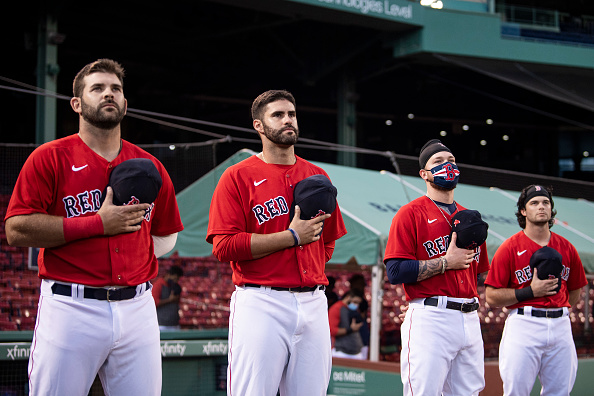 Red Sox Announce 30-Man Opening Day Roster for 2020 Season