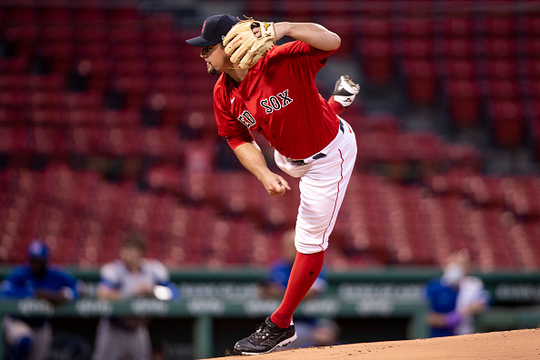 Red Sox Call up Right-Hander Zack Godley, Option Dylan Covey to Pawtucket