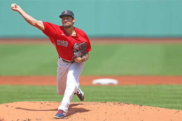 Nathan Eovaldi Named Red Sox' Opening Day Starter
