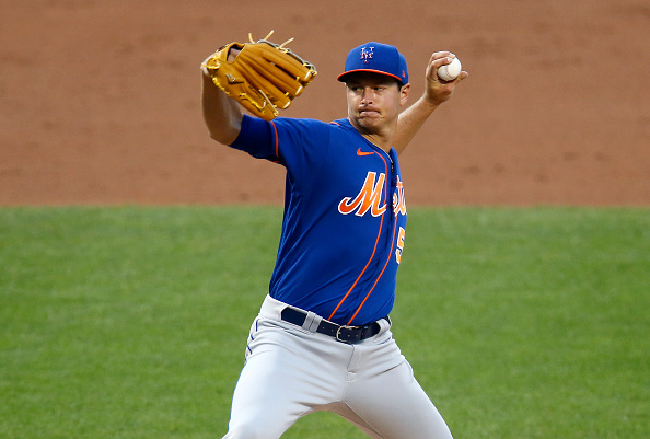 Red Sox Claim Left-Hander Stephen Gonsalves off Waivers From Mets