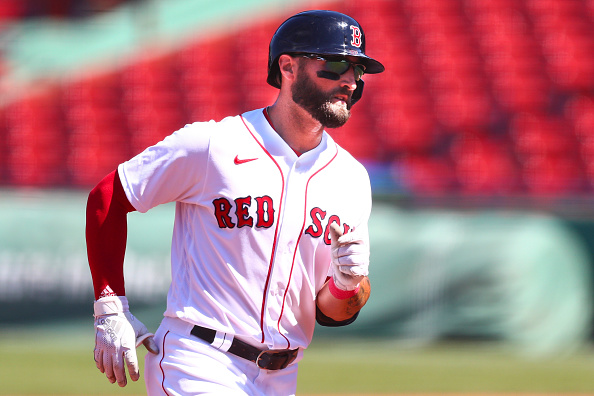 Red Sox Lineup: Kevin Pillar Moves to Leadoff Spot for First of Three Against Yankees
