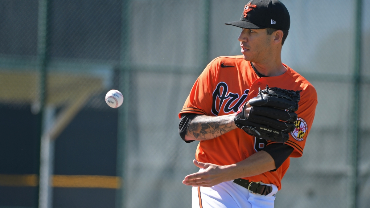 Orioles Rule Out John Means for Opening Day, Red Sox to Face Tommy Milone Instead