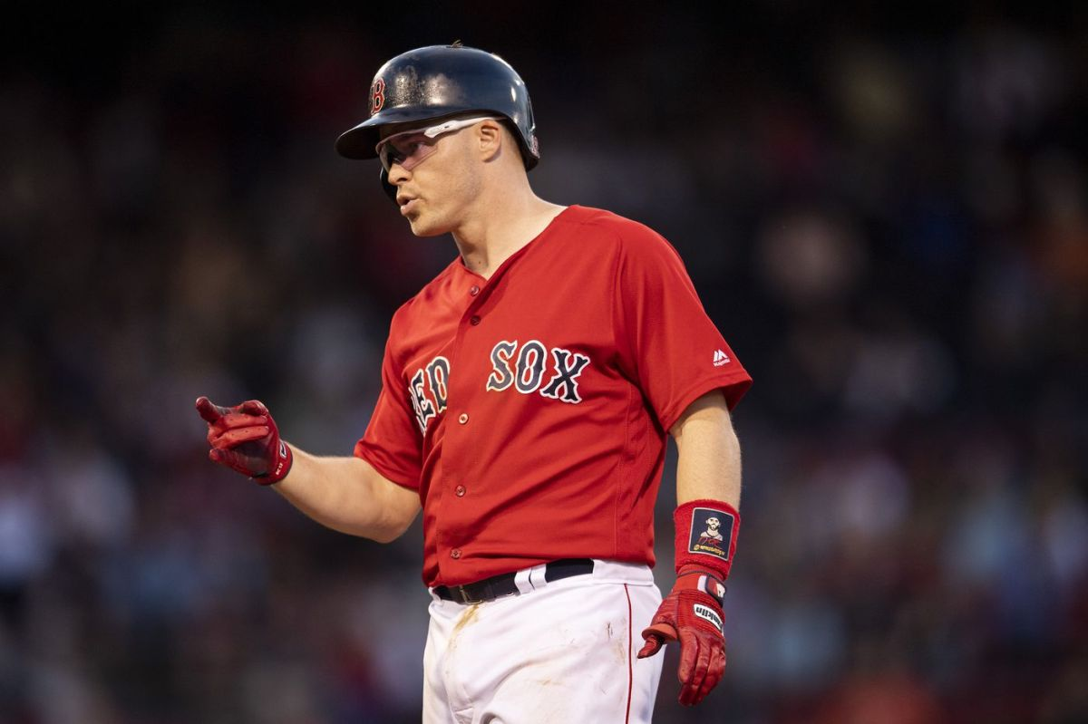 Nationals Sign Former Red Sox Utilityman Brock Holt To One-Year Deal