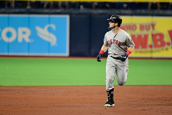 Red Sox Lineup: Andrew Benintendi Back in Leadoff Spot for Series Opener Against Rays