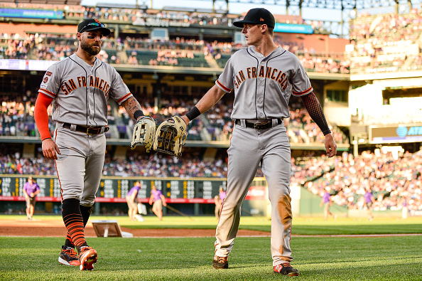 Red Sox' Kevin Pillar Pulling for Former Teammate Mike Yastrzemski To Win National League MVP WithGiants