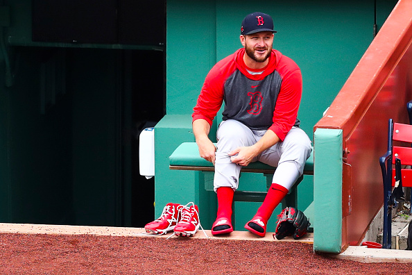 Red Sox Lineup: Ryan Brasier Set to Serve as Opener for Boston in First of Four Against Rays