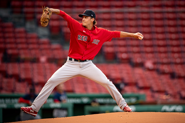 Red Sox Left-Handed Pitching Prospect Kyle Hart Retires 18 Hitters Over Five Scoreless Innings inPawtucket