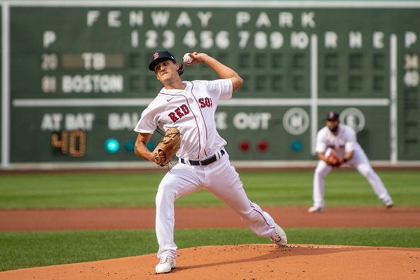 Red Sox Rookie Left-Hander Kyle Hart Will Make Second Start of Season Against Phillies on Wednesday