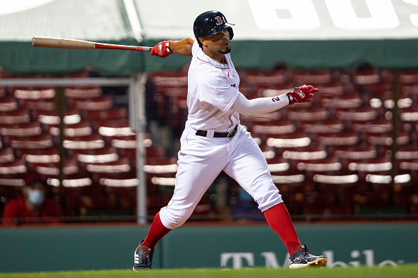 Red Sox Lineup: J.D. Martinez Out, Xander Bogaerts Gets Start at DH in Series Finale Against Phillies