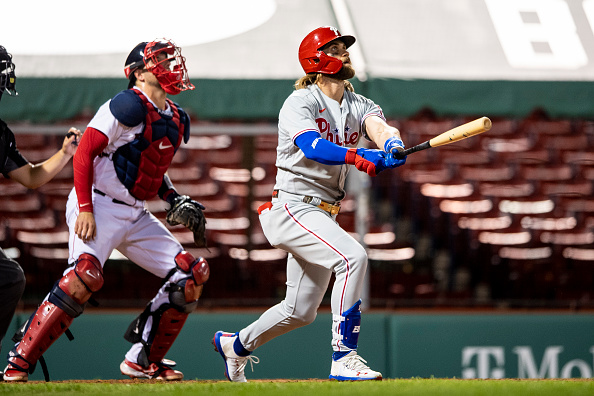 Red Sox Falter in Sixth Inning, Fall To Phillies 13-6 as Losing Streak Grows To Nine Consecutive Games