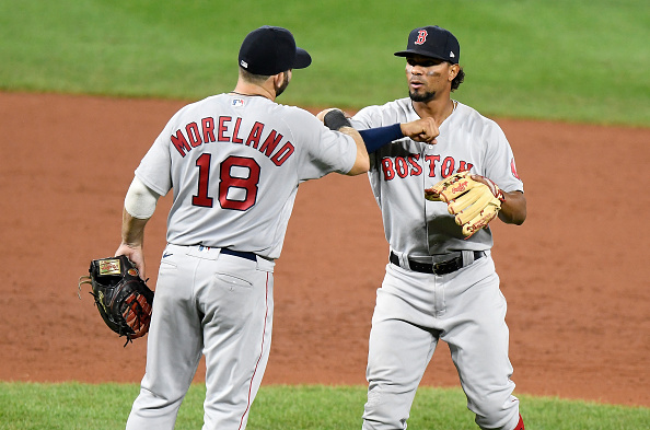 Red Sox Lineup: Mitch Moreland Returns as Boston Seeks Series Win Over Orioles