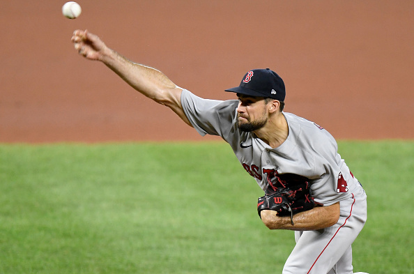 Red Sox Right-Hander Nathan Eovaldi Scratched From Next Start Due To Calf Cramp