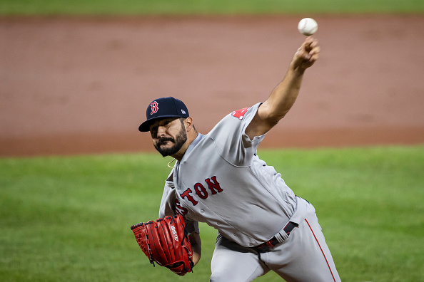 Red Sox Waste Strong Start From Martín Pérez, See Three-Game Winning Streak Snapped in First Extra-Innings Loss of Season To Orioles