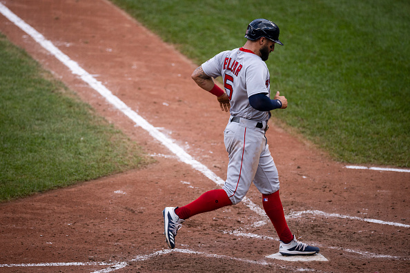 Kevin Pillar and Jackie Bradley Jr. Both Homer but Red Sox Fall Short of Comeback Win Against Orioles in 5-4 Defeat