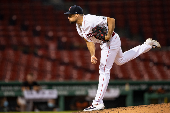 Nathan Eovaldi 'No Longer on Track' To Pitch Against Nationals on Sunday, Red Sox Manager Ron Roenicke Says