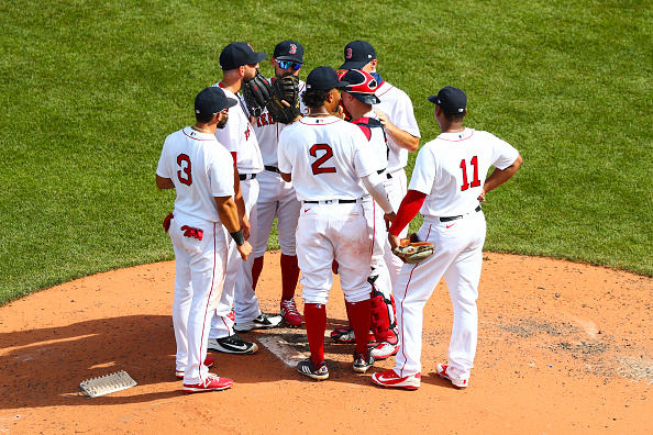 Red Sox Announce Schedule Changes for August and September