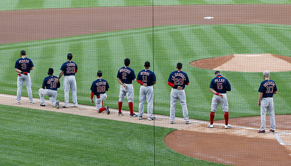 Red Sox Held Emotional Team Meeting Before Postponing Game Against Blue Jays on Thursday To Protest Jacob BlakeShooting