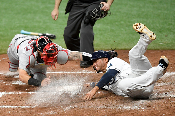 Nathan Eovaldi the Latest Victim of Tropicana Field's Catwalks as Red Sox Fall to Rays to Mark Fourth Straight Loss