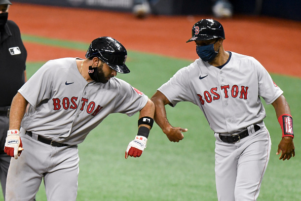 Red Sox Lineup: Jose Peraza Gets First Start of Season in Left Field in Series Finale Against Rays