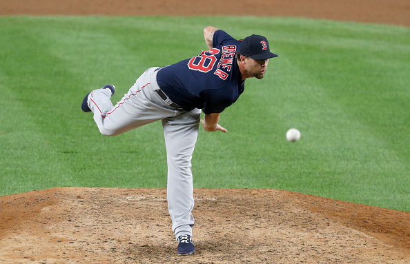 Colten Brewer to Make First Career Start for Red Sox in Series Opener Against Yankees
