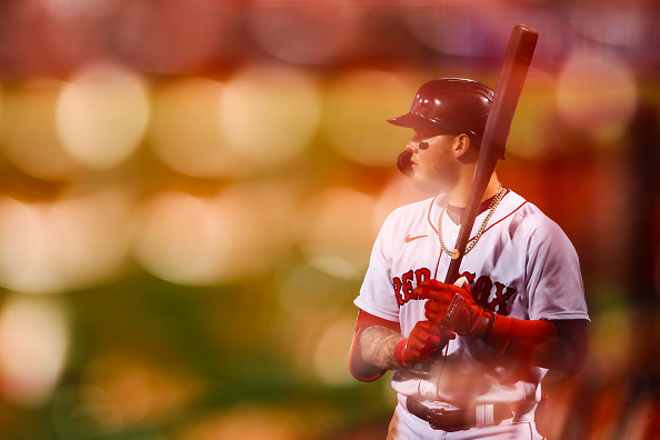 Red Sox Lineup: Alex Verdugo Leading off for First Time This Season While Andrew Benintendi Drops to Seven-Hole Against BlueJays