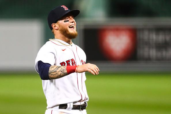 Red Sox' Alex Verdugo: 'I'm Not Replacing' MookieBetts
